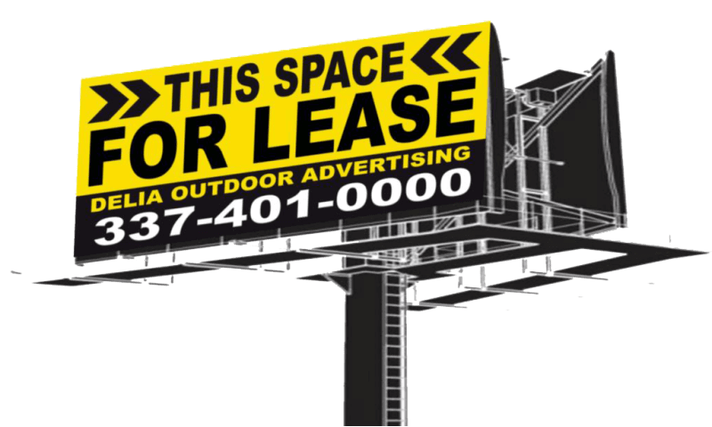 "Billboard with a ""This Space for Lease"" sign and phone number"
